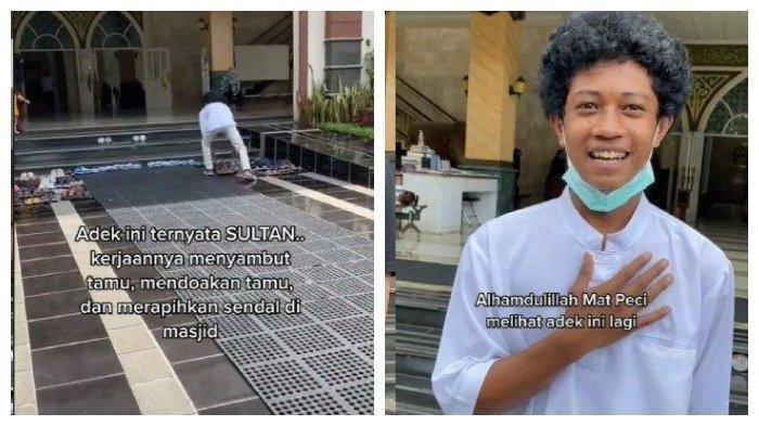 Sosok Orangtua Raja, Remaja yang Rapihin Sandal di Masjid, Kaya Raya Punya Hotel dan Resort