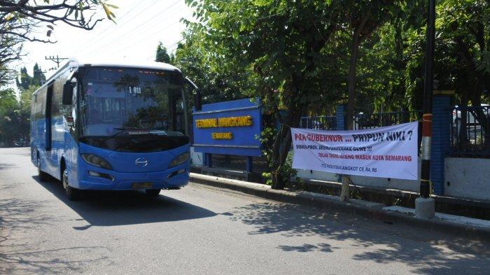 Sopir Angkot R6 Protes Rencana Trans Jateng Rute Semarang-Kendal : Nanti Penumpang Kami Hilang