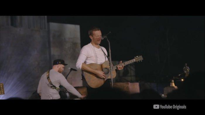 Not Angka The Chainsmokers & Coldplay Something Just Like This Pianika beserta Liriknya