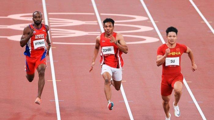 Hasil Olimpiade Tokyo 2020 dari Indonesia: Zohri Tak Lolos, Greysia/Apriani Ciptakan Sejarah Baru
