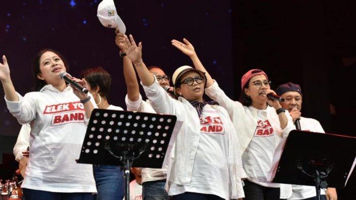3 Menteri Ini Main Band Di Acara HUT TV Milik Suami Nia Ramadhani