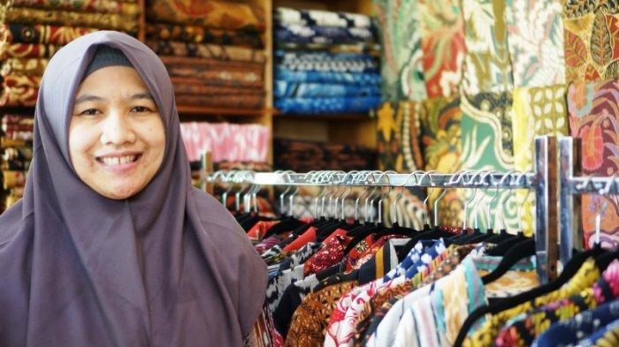 Fashion Batik Srihanna, Tetap Kreatif di Masa Pandemi