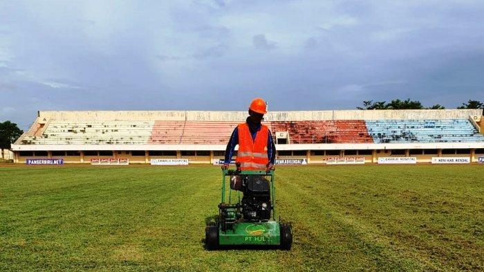 Jadi Alternatif Homebase, PSIS Semarang Kebut Perbaikan Stadion Kebondalem Kendal