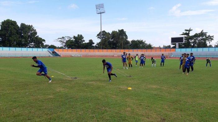 Dukung PSCS Cilacap Jadi Tuan Rumah, Pemkab Perbaiki Stadion Wijayakusuma