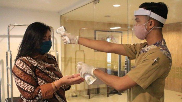 Chanti Hotel Semarang Perketat Protokol Kesehatan Cegah Penyebaran Covid-19