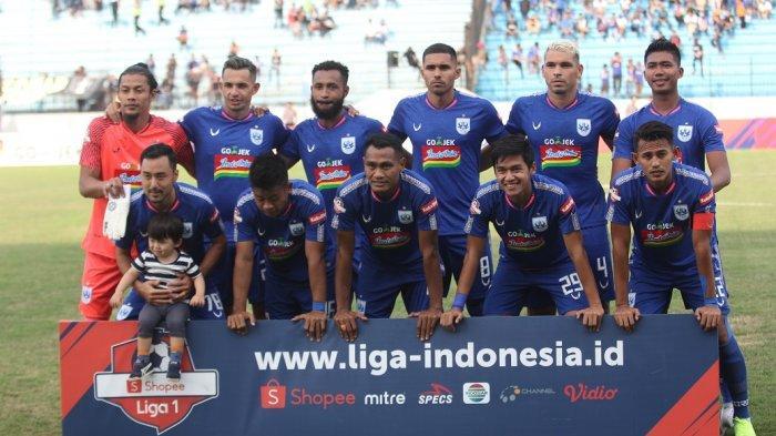 Hasil Babak I PSM 0-0 PSIS, Pemain Bertahan Disiplin, Video Live Streaming Indosiar