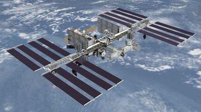 Stasiun luar angkasa International Space Station (ISS)