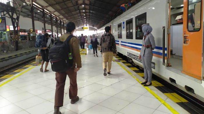 PPKM Darurat, PT KAI Daop 5 Purwokerto Menghentikan Sementara 8 Perjalanan Kereta Api, Ini Daftarnya