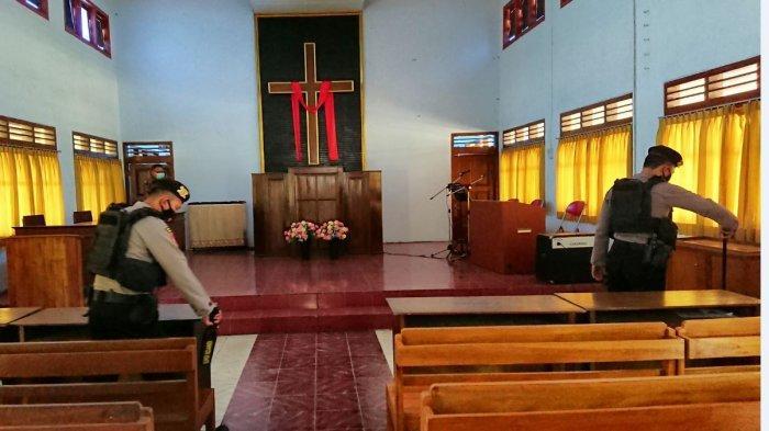 Pendeta Wiratmo di GKJ Pemalang Maknai Paskah dengan Saling Menjaga dan Mendoakan