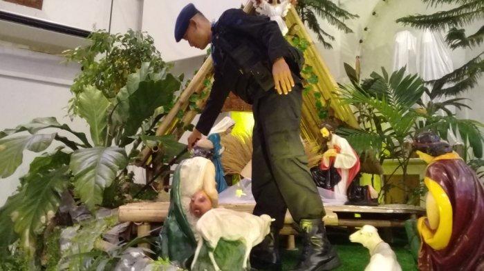 Ini Rangkaian Kegiatan Perayaan Natal diGereja Katedral Semarang,Polisi Perketat Pengamanan