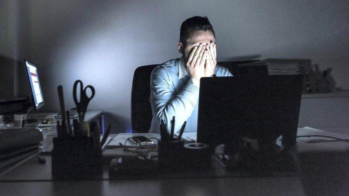 Stres Kerja? Apakah Berbahaya?