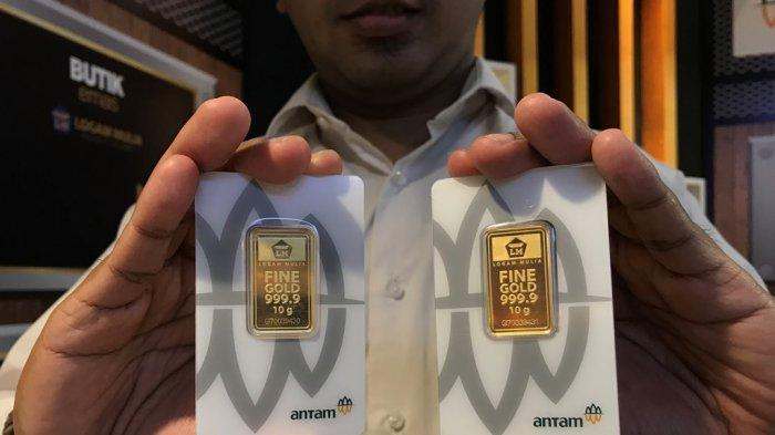 Harga Emas Antam di Semarang Hari Ini Selasa 29 Juni 2021 Turun Rp 1.000, Ini Daftar Lengkapnya