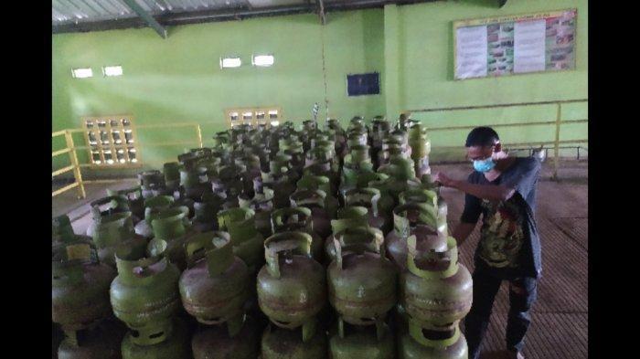 Stok Gas LPG 3 Kg di Karanganyar Aman Selama Ramadhan