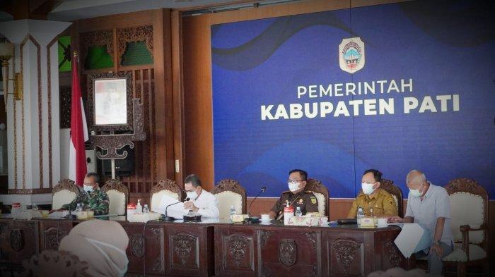 Stok Vaksin Pati Menipis Tinggal 3 Hari, Bupati Minta Bantuan Gubernur Ganjar Pranowo