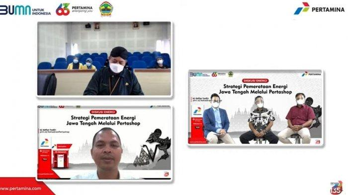 Didukung Pemprov, Pertamina Sosialisasikan Peluang Usaha Pertashop Kepada BUMDes se-Jateng