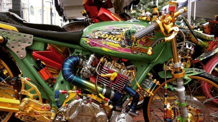 Street Racing, Modifikasi Motor yang Lagi Ngehits