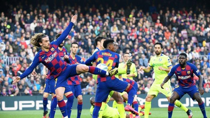Jadwal Bola La Liga Spanyol Malam Ini, Barcelona Bertandang ke Markas Mallorca