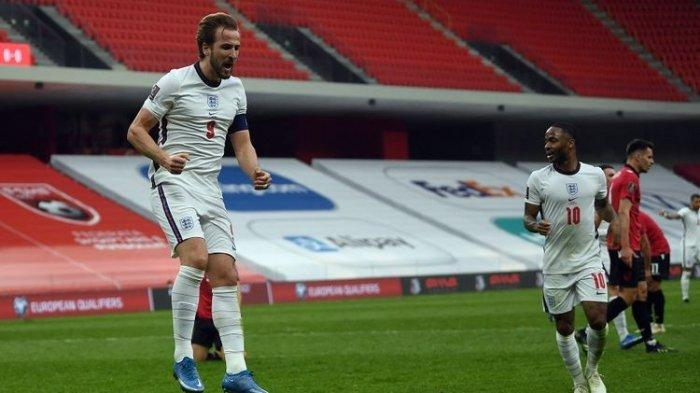 Penalti Tak Sempurna Harry Kane Antar Inggris Jumpa Italia di Final Euro 2020