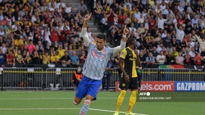 Hasil Liga Champions Young Boys vs Manchester United: Ronaldo Bikin Rekor, Lingard Menghancurkan