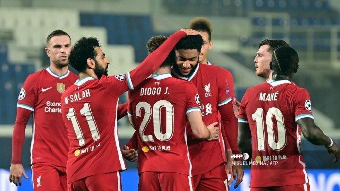 Prediksi Susunan Pemain Manchester United Vs Liverpool Liga Inggris, Klopp Mainkan Bocah Ajaib