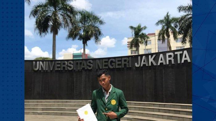 Andreas Ado Lulus Sidang Skripsi, Teliti Crossing Winger PSIS Semarang 2019