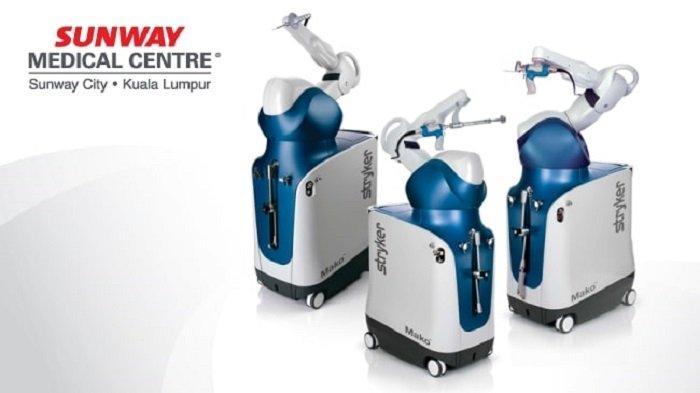 Teknologi Canggih untuk Penggantian Lutut Total di Sunway Medical Centre – Kuala Lumpur, Malaysia