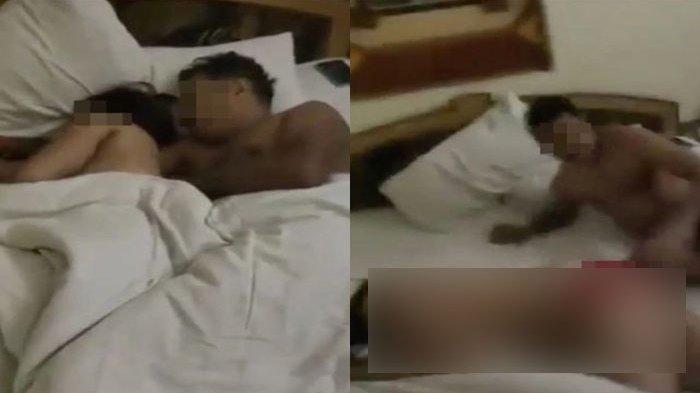 GEGER! Istri Polisi Gerebek Suami Tidur dengan Bu Guru di Hotel, Dipergoki Masih Kelonan tanpa Baju