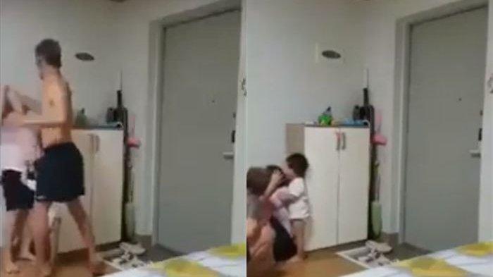 Anak Menangis Saksikan Ibunya Dihajar Selama 3 Jam, Alasan Sang Suami Tak Suka Masakan Vietnam