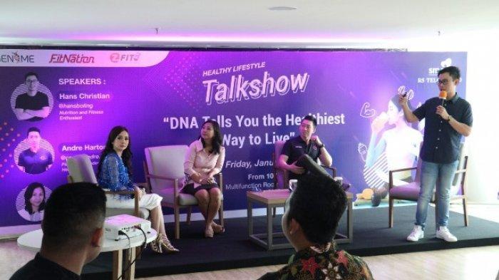Talkshow Kesehatan SMC RS Telogorejo, Dokter Arien Himawan Bahas Cara Hidup Paling Sehat sesuai DNA
