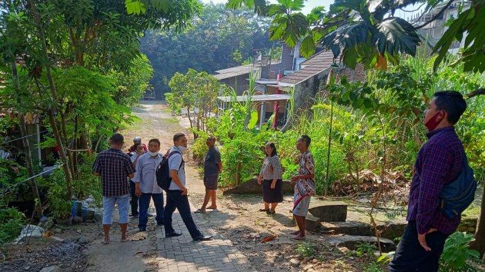 Warga Kampung Trangkil Baru Gunungpati Semarang Siap Pasang Badan Hadang Eksekusi Lahan