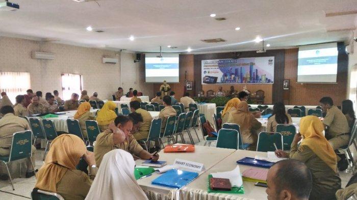 Bimtek Tahap II digelar, Bahas Program Jangka Pendek Hingga Jangka Panjang Sragen Smart City