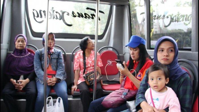 HOTLINE: Minta Angkutan Umum yang Nyaman