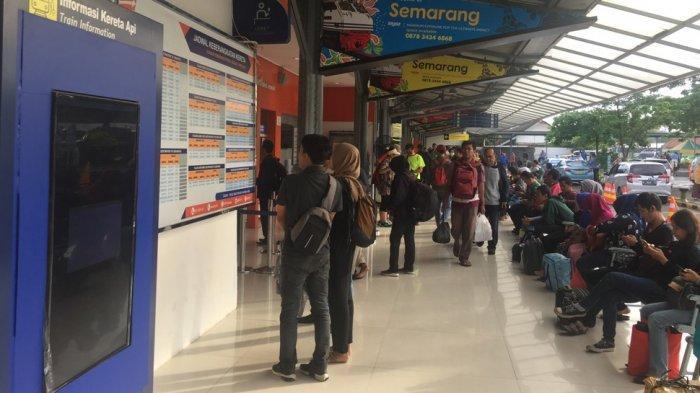 Berikut JadwalKeberangkatanKeretaApi dari Semarang Hari Ini: Kamis 24 Januari 2019