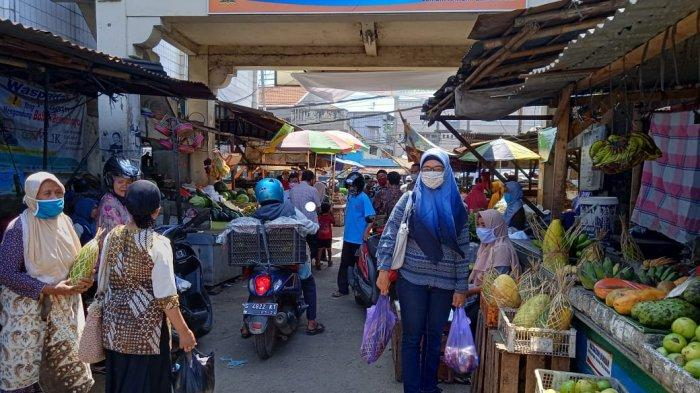 Dampak Virus Corona, Pendapatan Retribusi Pasar di Kabupaten Pekalongan Turun