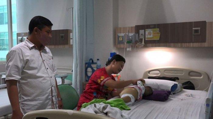 Melahirkan di Perahu, Korban Banjir Kalsel Namai Bayinya Siti Noor Banjiriah