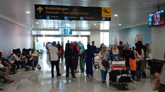 AIRPORT: Sejumlah Maskapai Alami Penurunan Jumlah Penumpang