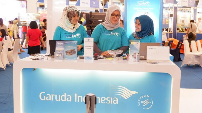 Garuda Indonesia Travel Fair Selesai, Fresh Booking Umroh Capai Rp 30 miliar