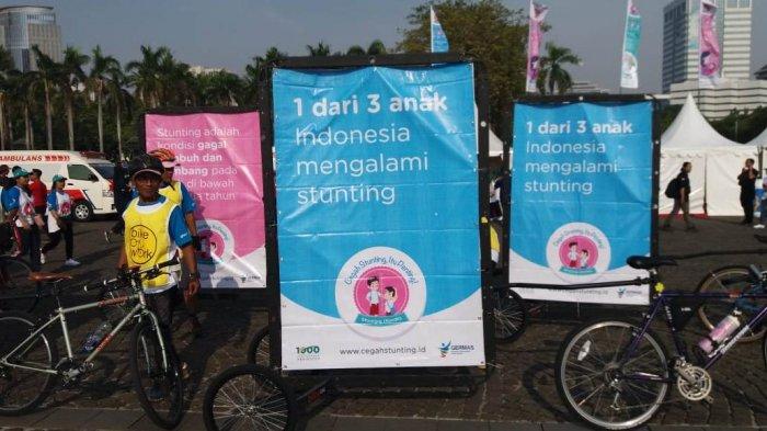 Pemerintah Kampanyekan Cegah Stunting, Targetkan Indonesia Sehat 2040