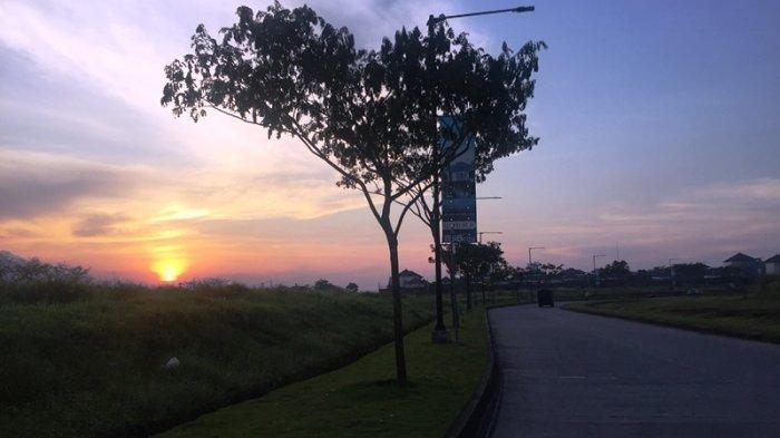 Potensi Hujan Malam-Dini Hari Nanti, Ini Prakiraan Cuaca Semarang dari BMKG Sabtu 19 Juni 2021