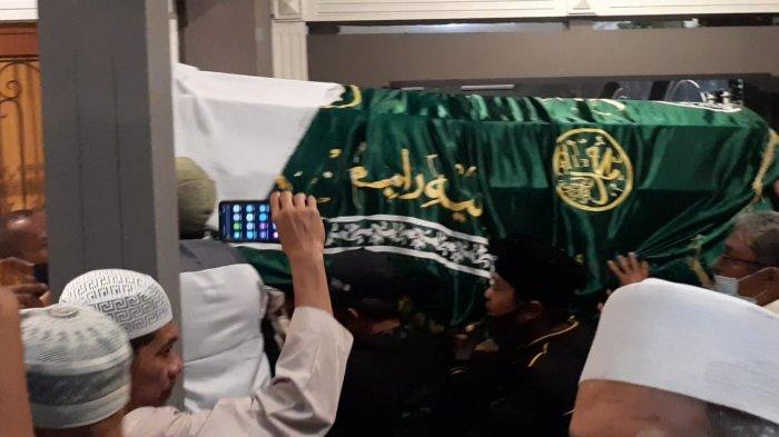 Ini Jadwal Pemakaman Habib Hasan Mulachela di Sukoharjo