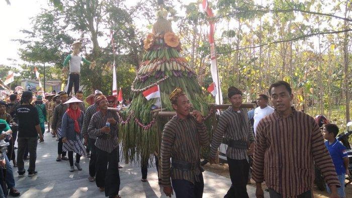 Kirab BudayaJambanan Sidoharjo Sragen jadi Triger Uri-uri Tradisi