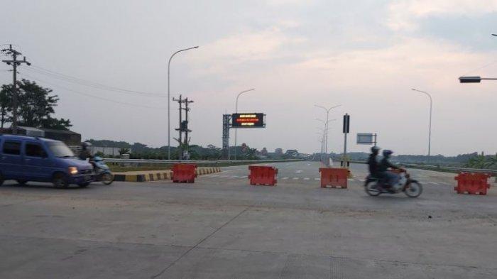Dibukanya Exit Tol Bojong, Tunggu SK Tarif dari Menteri PUPR