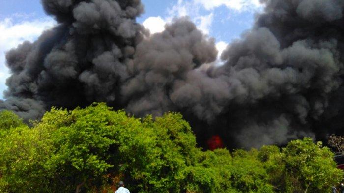 14 Kapal Kapal di Juwana Terbakar, Basarnas Fokus Pengevakuasian