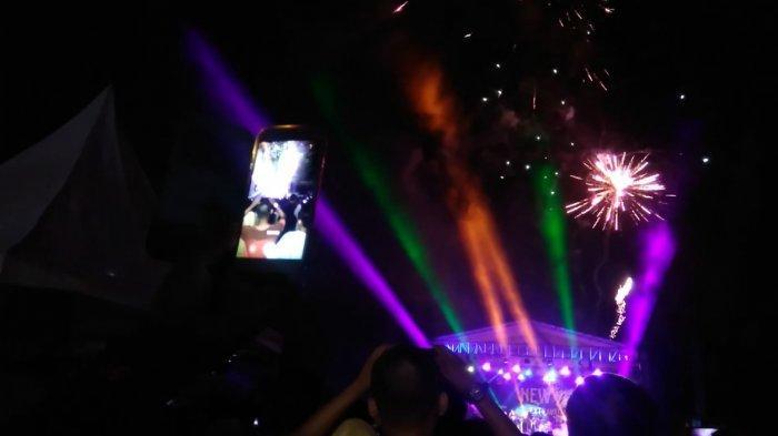 Perayaan Tahun Baru 2020 Kondusif, Kapolres Gatot Apresiasi Warga Salatiga