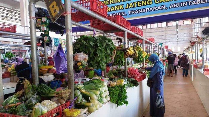 Pasar Manis Purwokerto Terapkan Sistem Belanja Daring, Ada Petugas Khusus Pengantar Belanjaan