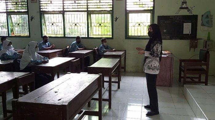 BERITA LENGKAP : Sejumlah Siswa dan Guru di Jateng Positif Saat Pembelajaran Tatap Muka