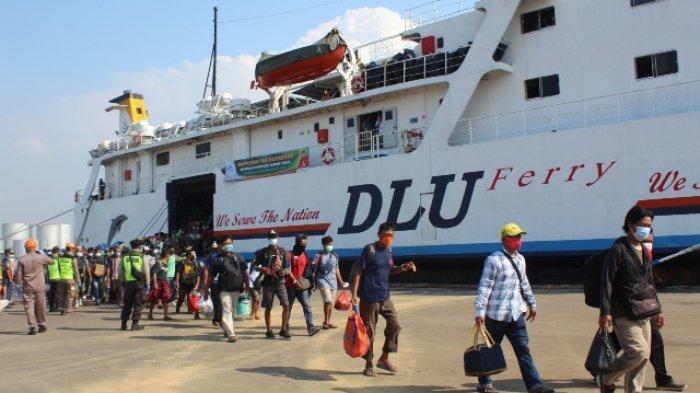 Hindari Larangan Mudik, Penumpang Kapal di Tanjung Emas Naik 30 Persen