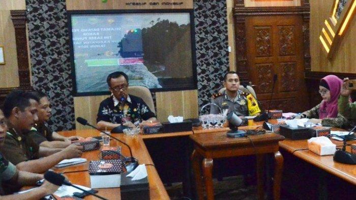 Tim Saber Pungli Batang Berhasil Tindak 81 Kasus, Parkir Liar Mendominasi