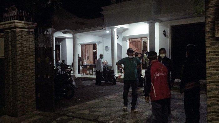 Anggota DPRD Kota Semarang Wisnu Pudjonggo Wafat Karena Covid, Keluarga:Almarhum Ada Penyakit Bawaan