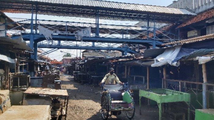 Tanggapan Pedagang Soal Penutupan Pasar di Tegal: Mudah-mudahan Sehari Saja